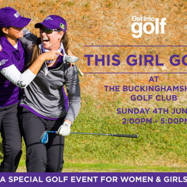 Ladies European Tour back 'This Girl Golfs'