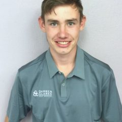 Darren Clarke Golf School Student Receives Scholarship